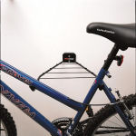 One-Bike Folding Bike Rack